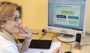 Bild Sachbearbeitung in der Kundenbetreuung