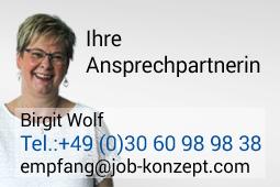 job konzept berlin – Kontakt