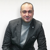 Projektleiter Coaching & Fortbildungen Migranten Feras Almasri